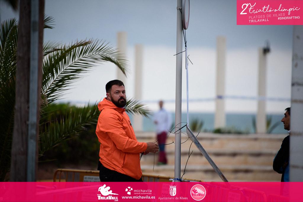 2 Triatló Olimpic Platja de Xilxes (TRILAVALL) #SINDRAFTING