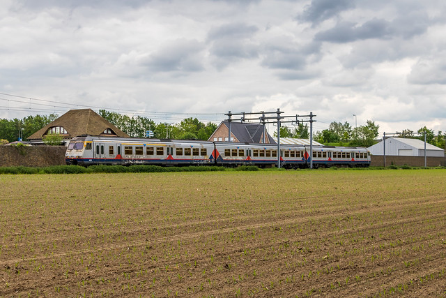 NMBS MS80 406, Maastricht