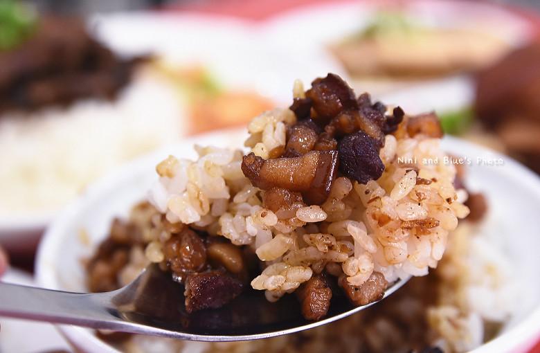 沙鹿美食小吃餐廳阿丹肉燥飯24