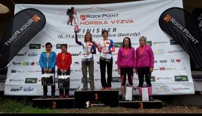 Horská výzva pokračovala svým druhým závodem, tentokrát v Beskydech