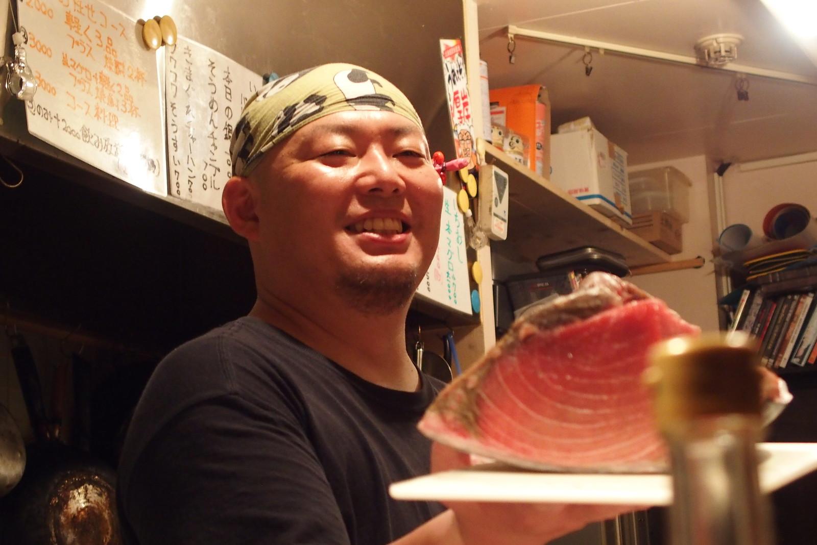 きになるき店主・正田氏