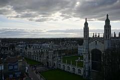 Sundays in Cambridge