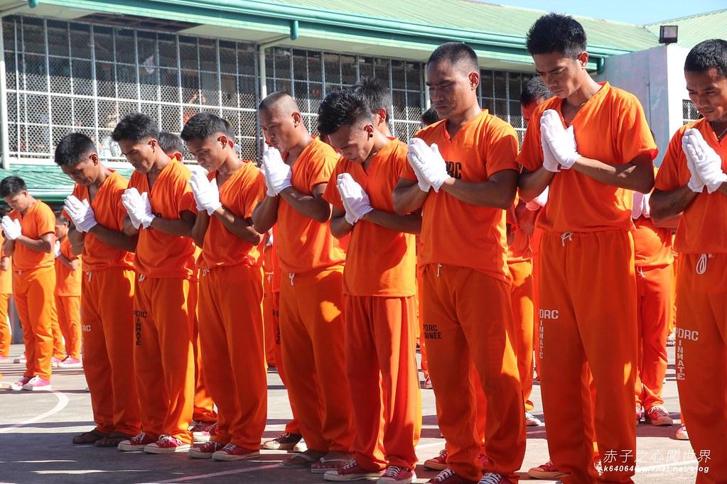 菲律賓宿霧監獄舞-18