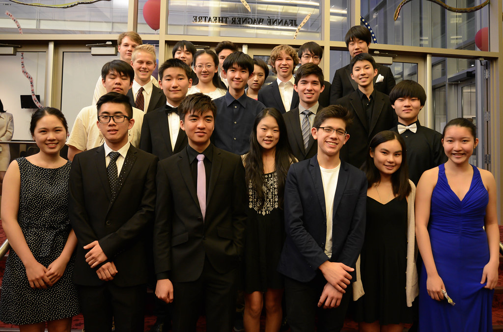 2016 Gina Bachauer International Young Artists Piano Competition.
