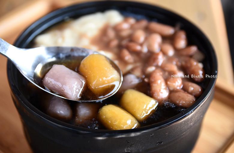 台中一中街霜府美食冰品小吃豆花仙草雪花冰抹茶珍奶40