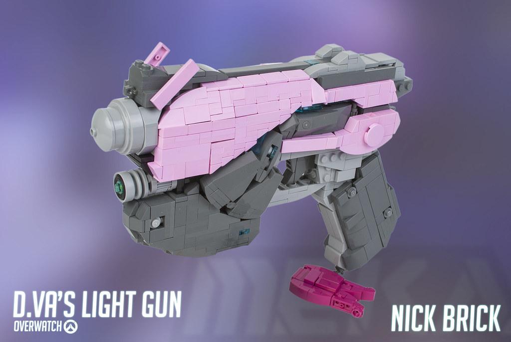 D.Va's Light Gun - Overwatch