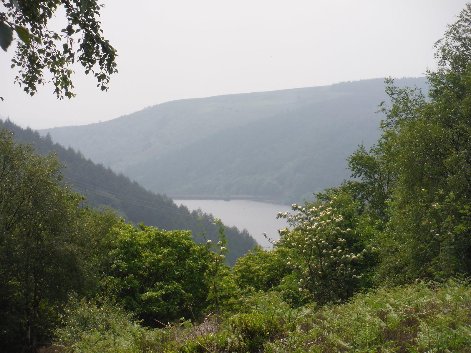 Ladybower Reservoir SWC Walk 266 - Sheffield to Bamford (via Burbage Rocks and Stanage Edge) or to Moscar Lodge [Extension to Ladybower Inn]