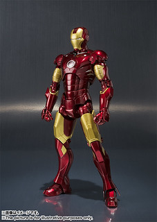S.H.Figuarts【鋼鐵人 馬克3】Ironman Mark III