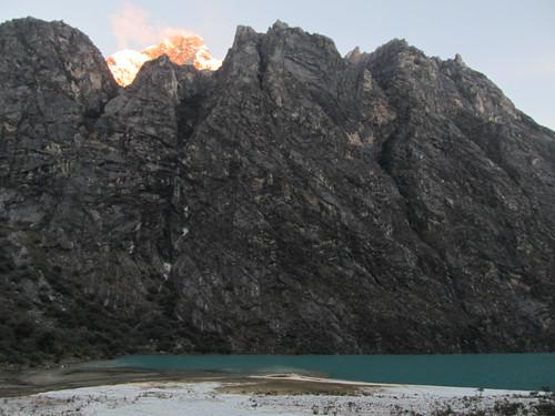 Parque Nacional Huascarán: la Laguna Llanganuco