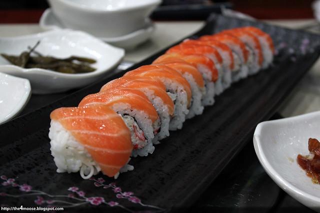Domo Sushi - Philadelphia Roll