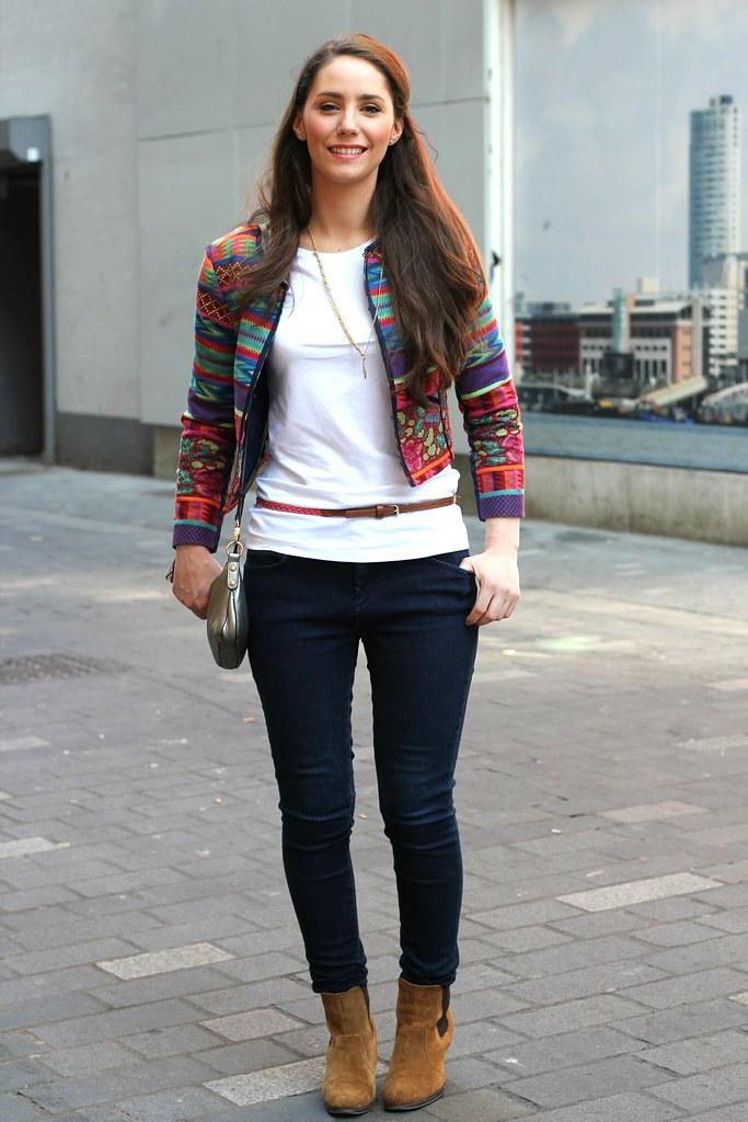 aztec jacket, azetc print jacket, tribal print jacket, tribal print, aztec print trend