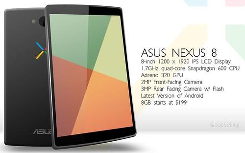 Asus Nexus 8