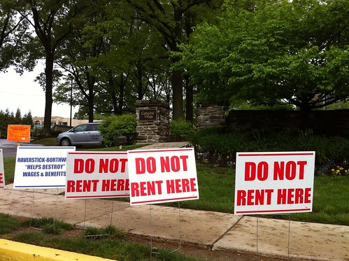 Do Not Rent Here