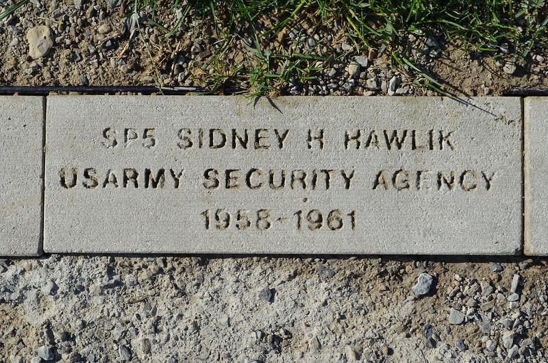 Hawlik, Sidney - USASA