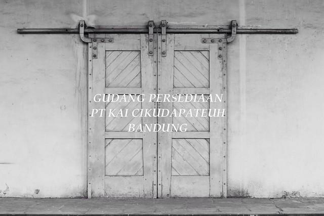 Gudang Persediaan PT KAI Cikudapateuh, Bandung