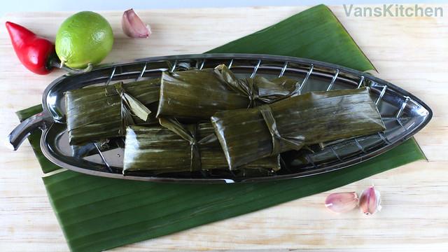 Chả Huế - Vietnamese Hue style ham