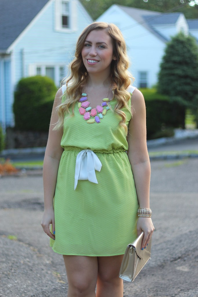 Living After Midnite: mark. Fashion Rocking Pastels Necklace Avon