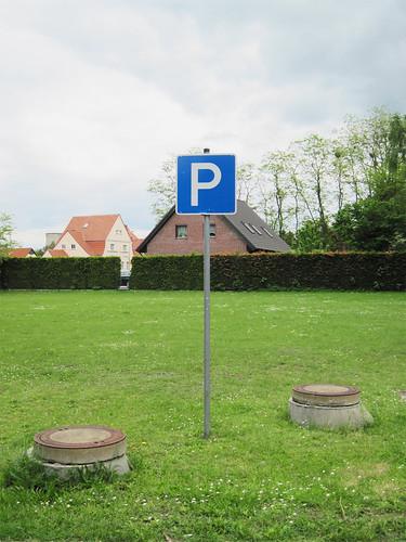 Gräfenhainichen (Zschornewitz) - Parking