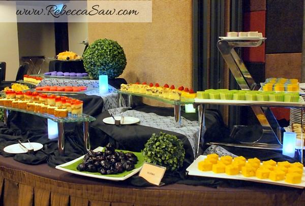 Ramadan Buffet 2014 - GTower Hotel, Kuala Lumpur
