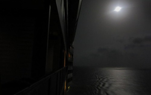 water dark agua ngc fullmoon cruiseship moonlight ghostship marineroftheseas gulfofaden worldtrekker