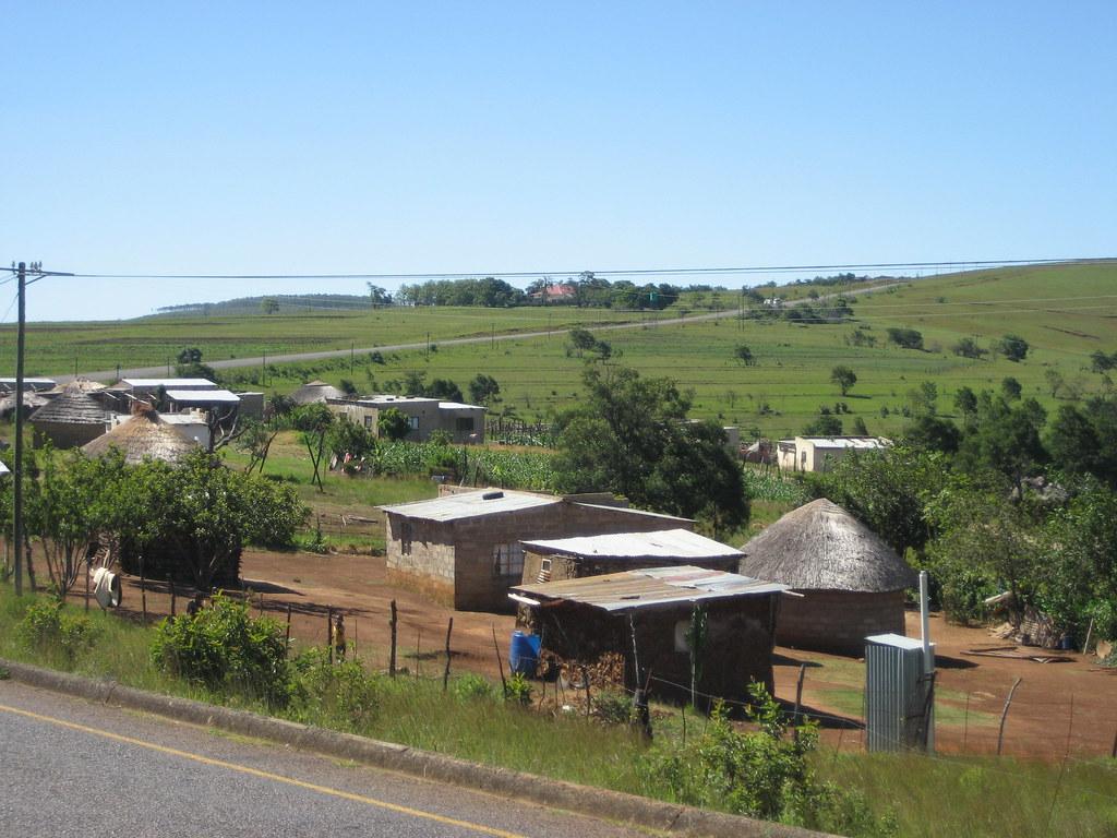 Small village in Mpumalanga