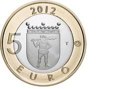 2012 Finland 5 Euro obverse