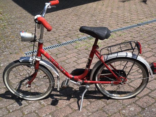 18 Zoll rotes Kinderfahrrad für Drift-Trike