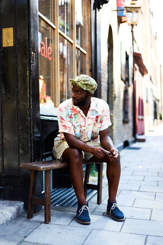 Street Style - Jonathan, Shoreditch