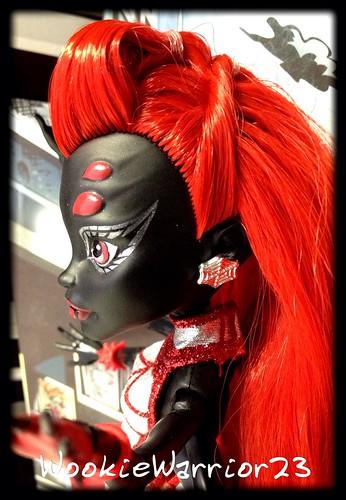 Monster High 2013 SDCC Webarella