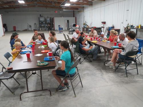 Z Crew: Dinner at the Farm