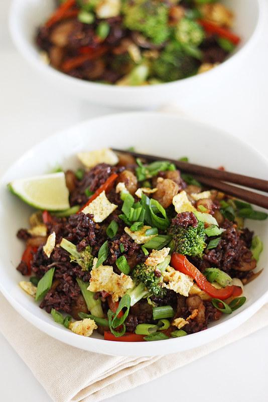 thai shrimp fried rice