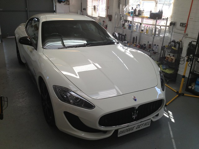 Maserati Protected in C.Quartz Finest