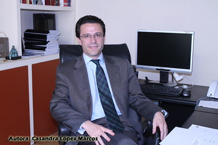 Javier Fernández-Lasquetty, consejero de la Salud de la Comunidad de Madrid