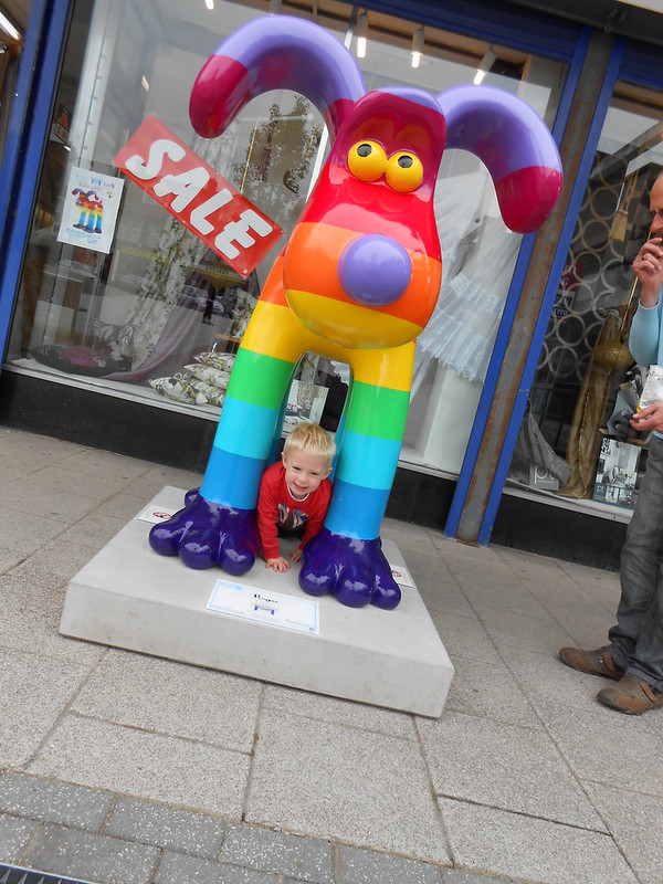 Gromit Unleashed  - SUBMIT - NOT FOR RESALE