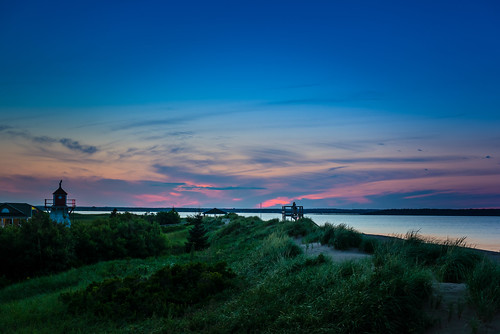 sunset canada newbrunswick parleebeach pointeduchêne plageparlee