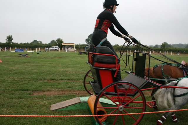 Carriage jumping