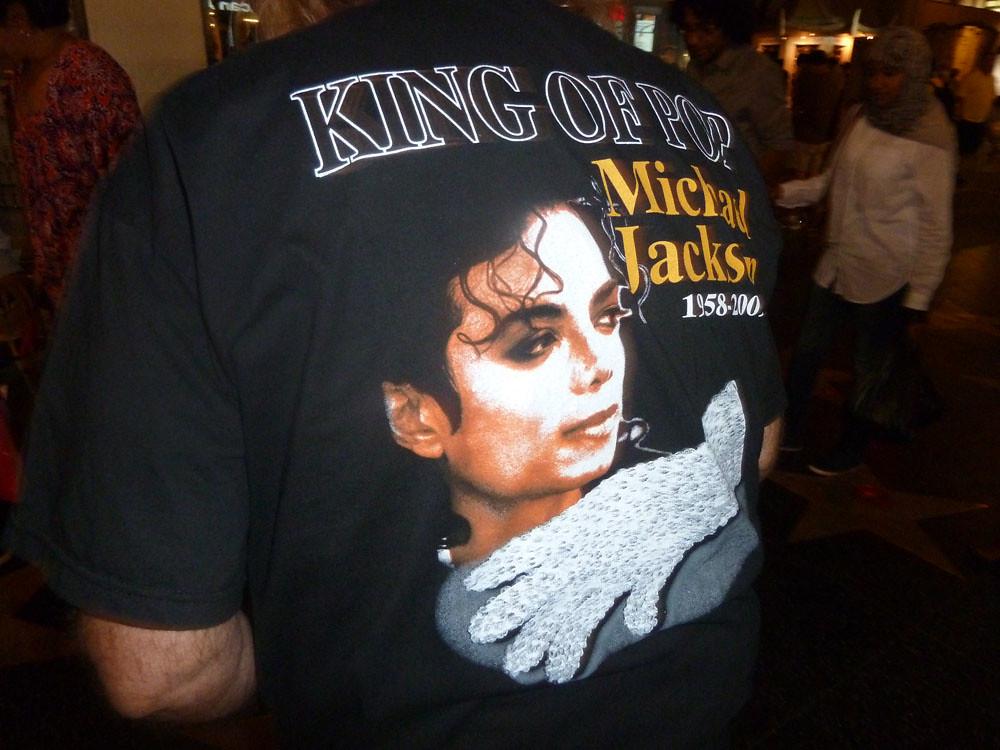 Los Angelos,  Майкл - король