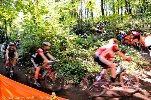 Cyclocross race at David Douglas Park-20