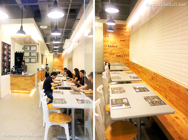 Moshi Koshi SM North EDSA The Annex Interior
