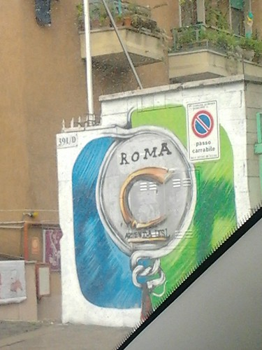 Graffiti a Roma