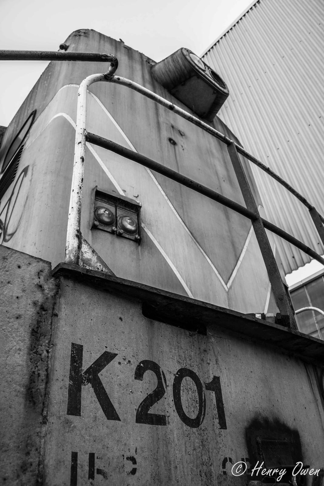 K Class by Henry Owen