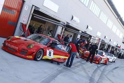 GT, Circuito de Navarra