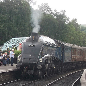 Flickr The Lner Class A4 4498 Quot Sir Nigel Gresley Quot Pool