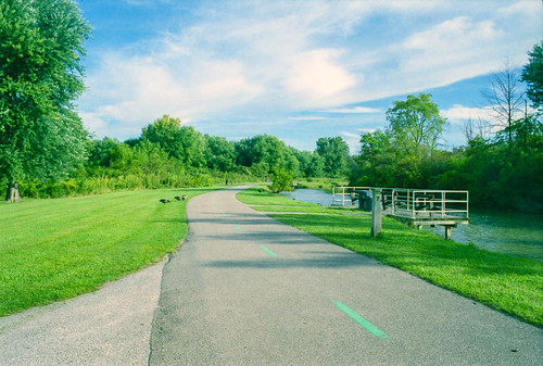The Towpath in Cleveland