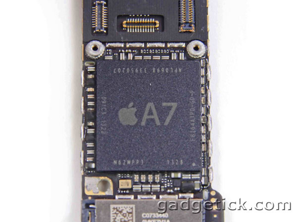 64-битные процессоры Apple A7