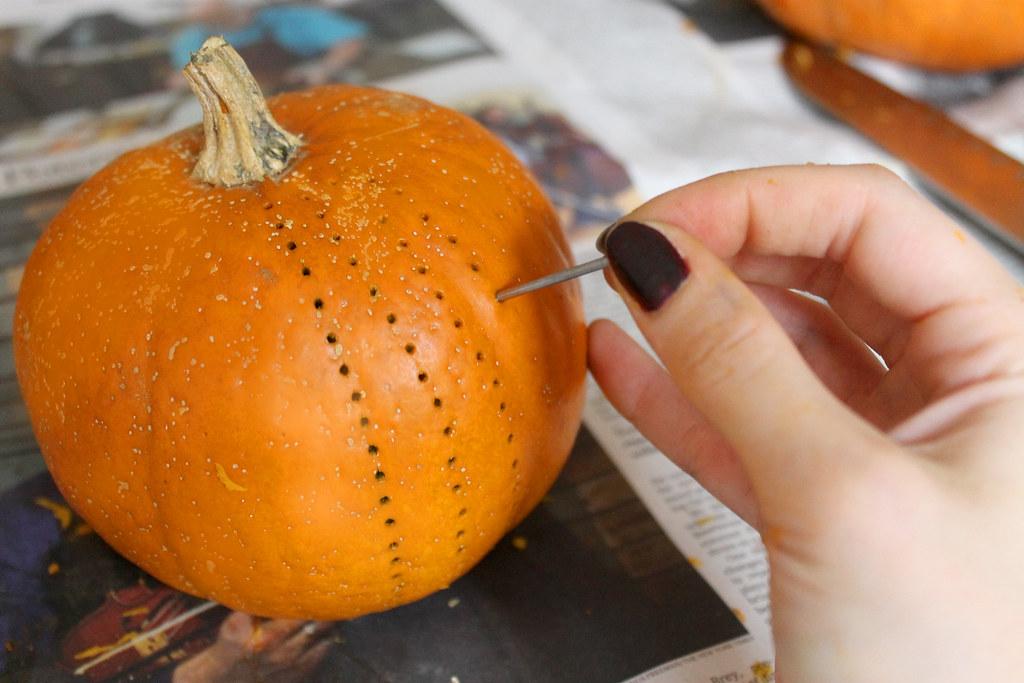 Polka Dot Pumpkins from Food52