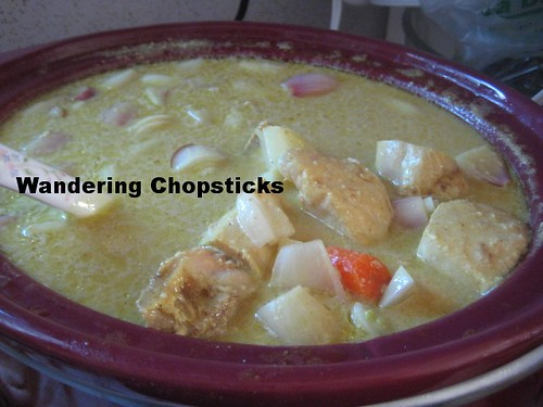 Crock Pot Ca Ri Ga (Vietnamese Chicken Curry) 6