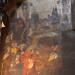"Notre-Dame of Dijon 1220-1240. ""Crucifixion"""
