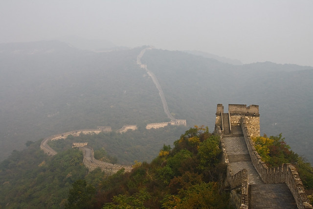 A journey through the history of the Chinese empire, Mutianyu, China
