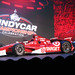 The winning car of Scott Dixon at the 2013 Championship Celebration
